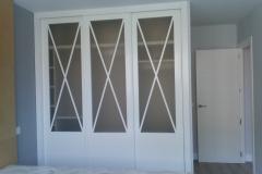 armario puertas aspas